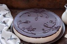 Torta Holandesa Prestígio de Liquidificador