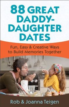 88 Great Daddy-Daughter Dates provides dads with a wide variety of fun ideas for spending quality time with their daughters. Each date tells dads what to grab (any needed supplies), where to go, and how to grow together while having a blast and making great memories. Included for each date are Scriptures and questions to get the con... kiddo-stuff