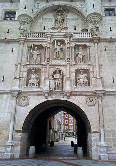 Burgos, España.