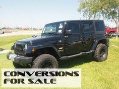 2013 Jeep Wrangler Unlimited Sahara Lifted Jeep