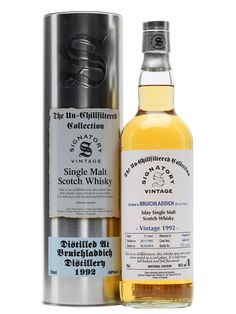 Bruichladdich 1992 - 21y - Online whisky kopen - World of Whisky
