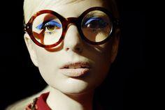 Backstage at Anna Sui: Pari Dukovic's Fashion Month Portfolio