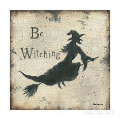Be Witching Lámina