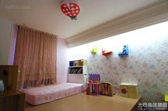 Pink girls room decorating pictures 2016