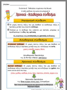 Greek Language, Back 2 School, Special Education, Homework, Grammar, Teaching, Activities, Taxi, Games