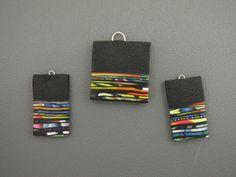 Stroppel Cane pieces by clareonarope, via Flickr