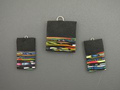 Stroppel Cane pieces by clareonarope, via Flickr