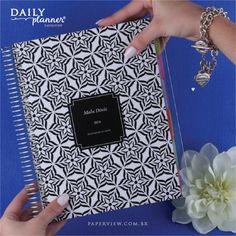 Em plena era digital, descubra a alegria e o charme de usar um Planner...  Compre aqui: www.paperview.com.br