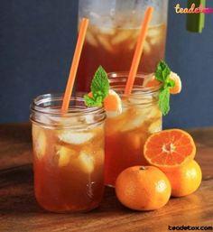 Citrus Iced Tea :)