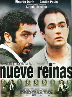 Nueve Reinas...such a good movie... if you think you've figured it out you've been conned :P