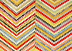 Zigzag1, by  Valerie Roybal - 20x200.com