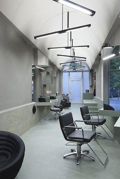 39 best salon lighting ideas images lighting design barber salon rh pinterest com