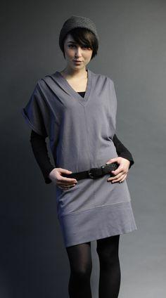 Robe chasuble JUNE Molleton coton bio  http://www.sobosibio.com/june-xml-0-1104.html