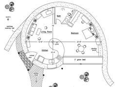 great guest house floor plan