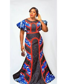 Latest Ankara Collection Styles 2018 for Fashionable African LadiesLatest Ankara Styles and Aso Ebi Styles 2020 Long African Dresses, Ankara Long Gown Styles, Ankara Styles For Women, African Print Dresses, African Print Fashion, Africa Fashion, African Fashion Dresses, African Attire, African Wear
