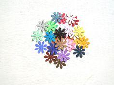 200 Count Flower Confetti custom colored by MarysPoshDoggieDiner   #shp
