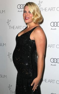 Pregnant Celebrities 2013: Busy Philipps