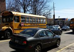 Living on Earth: Driving Down Diesel School Bus Emissions