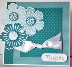 stampin up cards | Stampin Up cards/ other cards & crafts / Mixed Bunch