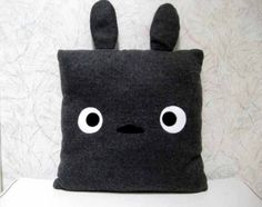 Kawaii PILLOW - TOTORO cute animal plush soft  I would LOVE this!