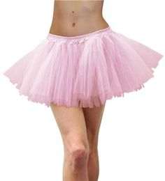 Baby Pink Tutu - one size fits most