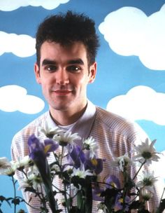 Morrisseyof The Smiths