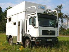 Procab allrad safari op MAN 4x4
