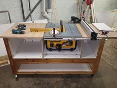 Picture Table Saw Workbench Jigs Plans Woodworking