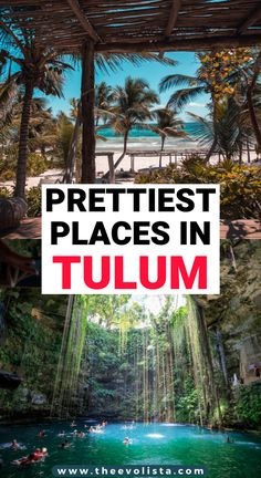The Prettiest places in Tulum Mexico | Tulum travel guide | Instagrammable places in Tulum | Best cenotes in Tulum | Bucket List things to do in Tulum | Best Tulum hotels | Prettiest Tulum resorts | Tulum Mexico outfits | Best Tulum photo spots | Tulum Mexico photography | Instagrammable Tulum | Tips and tricks for Tulum | Tulum Mexico vacation | Tulum travel tips | Where to stay in Tulum | What to do in Tulum | Best Tulum Instagram spots #tulum #mexico #tulummexico #rivieramaya #traveltips