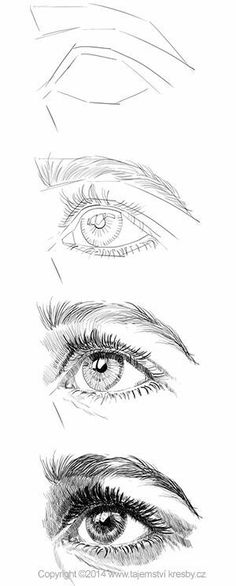 Astounding Learn To Draw Eyes Ideas People Drawing people drawing pictures Cool Art Drawings, Pencil Art Drawings, Art Drawings Sketches, Easy Drawings, People Drawings, Anatomy Sketches, Eye Pencil Drawing, Pencil Sketching, Sketch Drawing