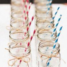 red gingham wedding ideas | Visit weddinggawker.com