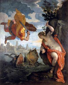 Veronese, Perseus and Andromeda (1555?)