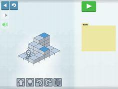 Lightbot-sovellus koodauksen opetteluun. Bar Chart, Coding, School, Bar Graphs, Schools, Programming