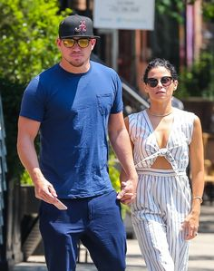 Pin for Later: Channing Tatum and Jenna Dewan Manage to Bring Even More Heat to NYC