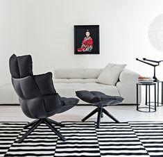 Дизайнерская мебель: кресло Husk от Patricia Urquiola