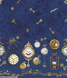 Latest Collection - metamorphose temps de fille steamloli steampunk lolita wheel of time series print