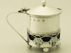 Sterling-Silver-Mustard-Pot-by-A-E-Jones-Arts-and-Crafts-Style-Antique