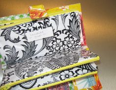 Pattern for Money Cash Envelope System Wallet ala Dave Ramsey for Budgeting using Oilcloth PDF. $1.61, via Etsy.