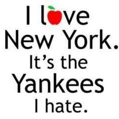 Yankees suck in chiense