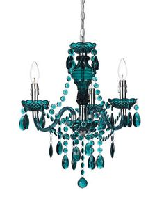 Add a touch of contemporary décor to a basic room by brightening it up with this classy chandelier. The ornate details and intricate touches make this elegant and sophisticated piece the perfect fit for any home.