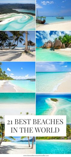 21 Best Beaches in the World