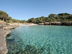 Cala Sa Nau Beach Mallorca