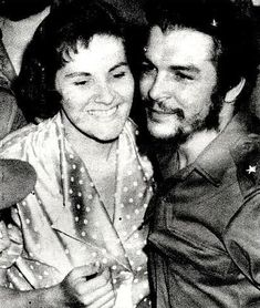 Che and Aleida