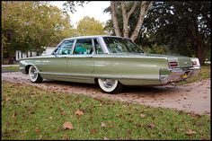 1966 Chrysler New Yorker Four Door Sedan