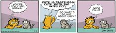 Garfield Classics by Jim Davis for May 8 2018
