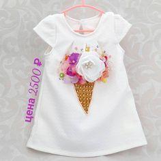 86 отметок «Нравится», 8 комментариев — ОДЕЖДА FAMILYLOOK с ПРИНТАМИ (@platya_s_kartinki) в Instagram: «Белые платья мороженки)) Утепленный вариант)) Снова доступны к заказу. Цена 2500₽ От 80 роста…»