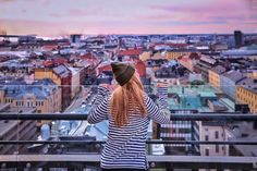 I love that this travel blogger doesn't just talk about the usual touristy areas of Helsinki. THIS is what I'm wanting when I read a travel blog. And now I'm even more excited to check out Helsinki next summer!