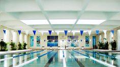 Academia Spitz, natación.