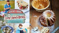 My Little French Kitchen by Rachel Khoo. For anyone who likes Rachel's quaint style and is curious about combining old French traditions with new concepts and trends sprouting up all over the countryside.