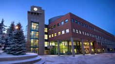University of Idaho Library - some semesters, a home away from home...